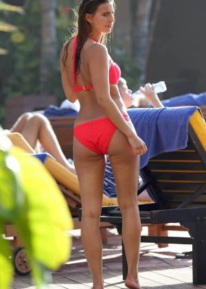 Ferne McCann Bikini Photos: 2014 in Tenerife -04