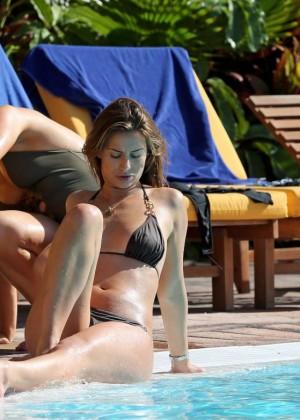Ferne McCann Bikini Photos: 2014 in Tenerife -26