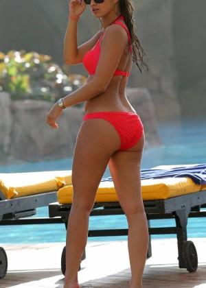 Ferne McCann Bikini Photos: 2014 in Tenerife -28