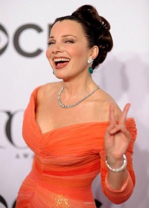 Fran Drescher - 68th Annual Tony Awards in NY -01