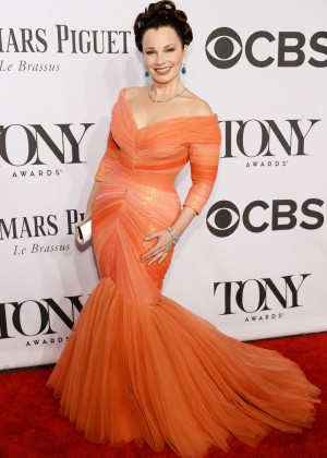 Fran Drescher - 68th Annual Tony Awards in NY -02