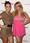 Francia Raisa and Cassie Scerbo - Star Magazine's All Hollywood party