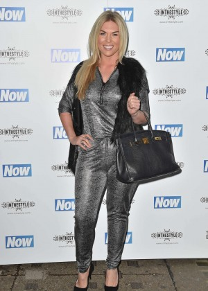 Frankie Essex - Now Christmas Party in London