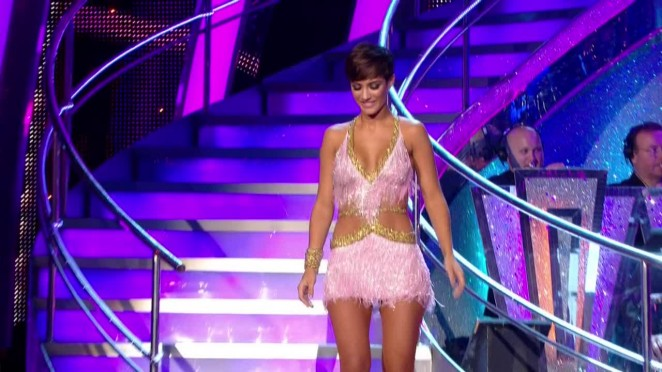 Frankie Sandford – Strictly Come Dancing 2014
