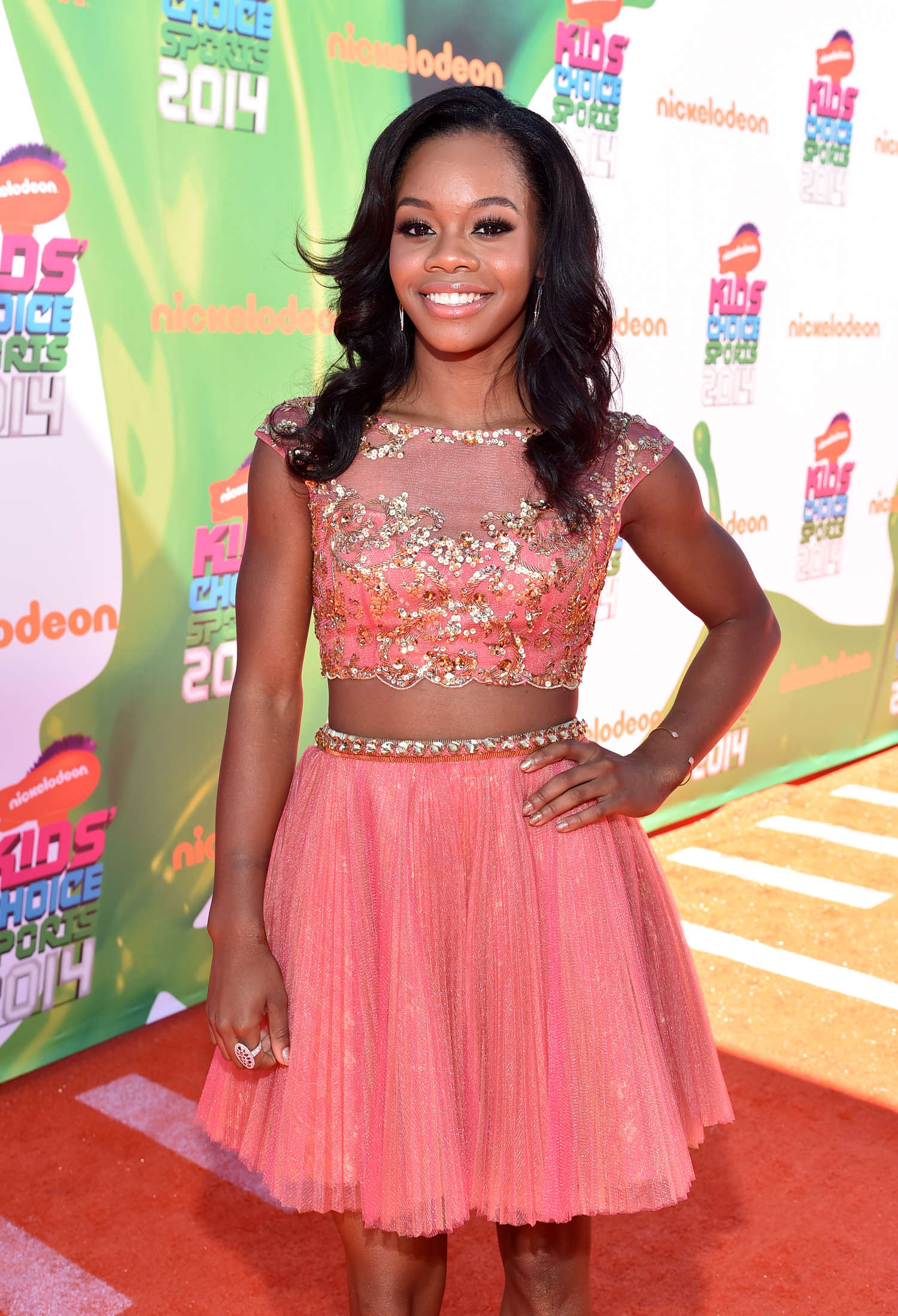 Gabby Douglas Latest News Images And Photos CrypticImages