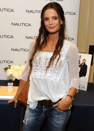 Gabrielle Anwar - HBO Luxury Lounge Featuring PANDORA Jewelry in Beverly Hills