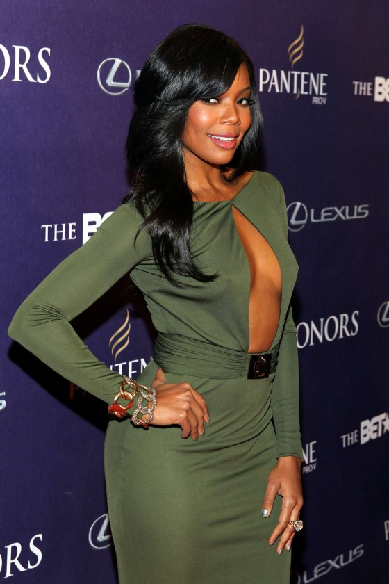 Gabrielle Union at BET Honors 2013 in Washington, January 12, 2013