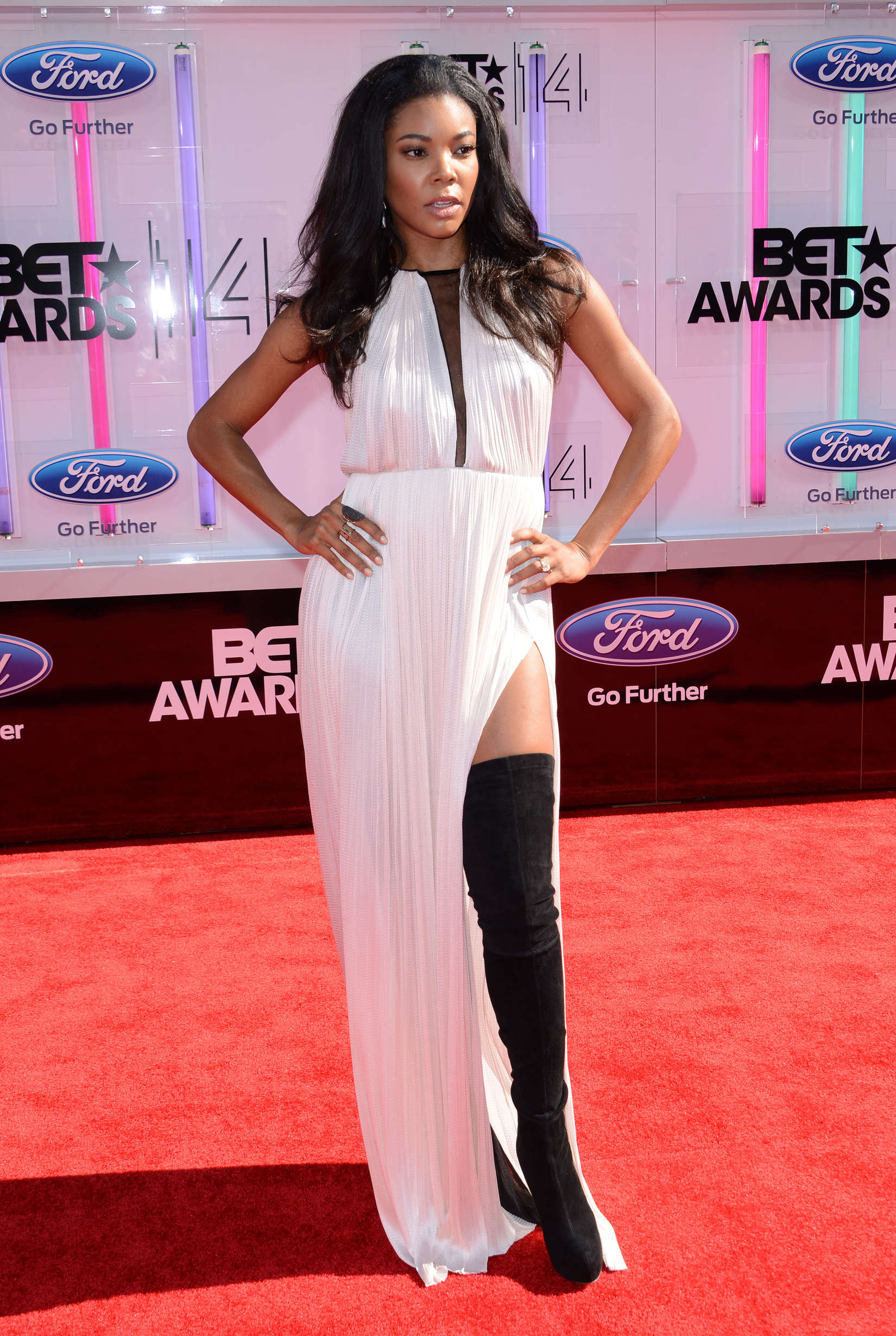 Gabrielle Union – BET Awards 2014 in LA -01 – GotCeleb