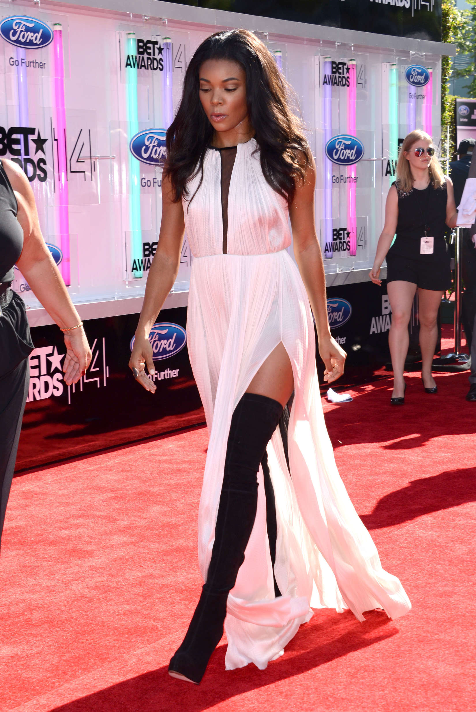 Gabrielle Union - BET Awards 2014 in LA - GotCeleb