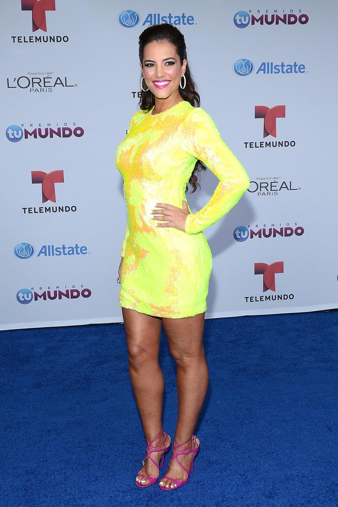 Gaby Espino - 2014 Telemundo's Premios Tu Mundo Awards in Miami