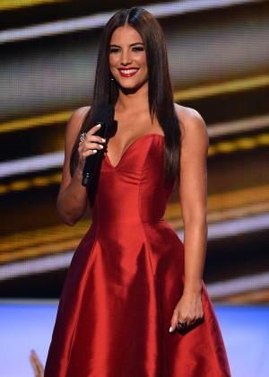 Gaby Espino Premios Tu Mundo 2014