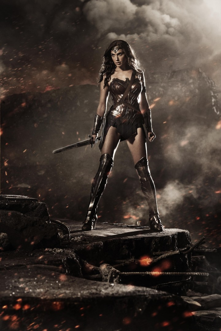 Gal Gadot: Wonder Woman Image Release at Comic Con