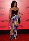 Garcelle Beauvis - The Hunger Games: Catching Fire Hollywood Premiere -03