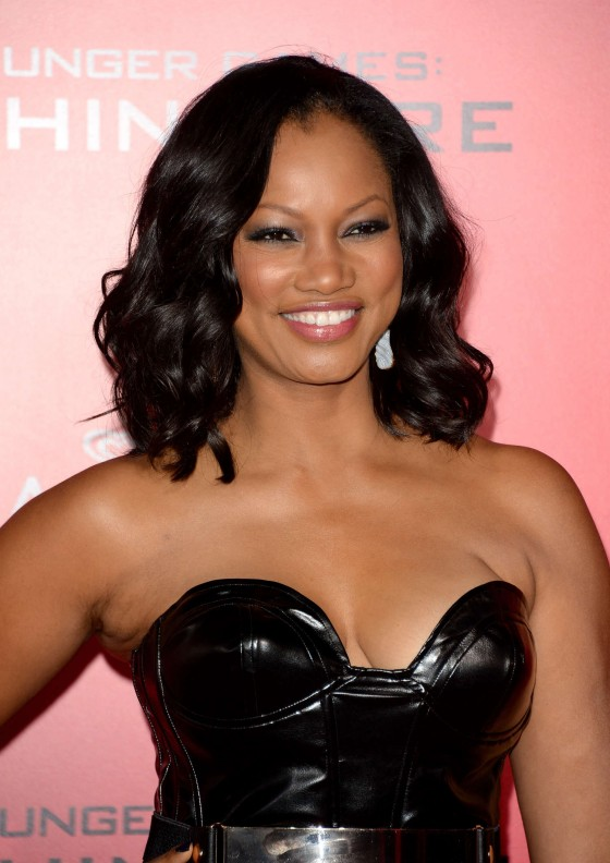 Garcelle Beauvis - The Hunger Games: Catching Fire Hollywood Premiere -04