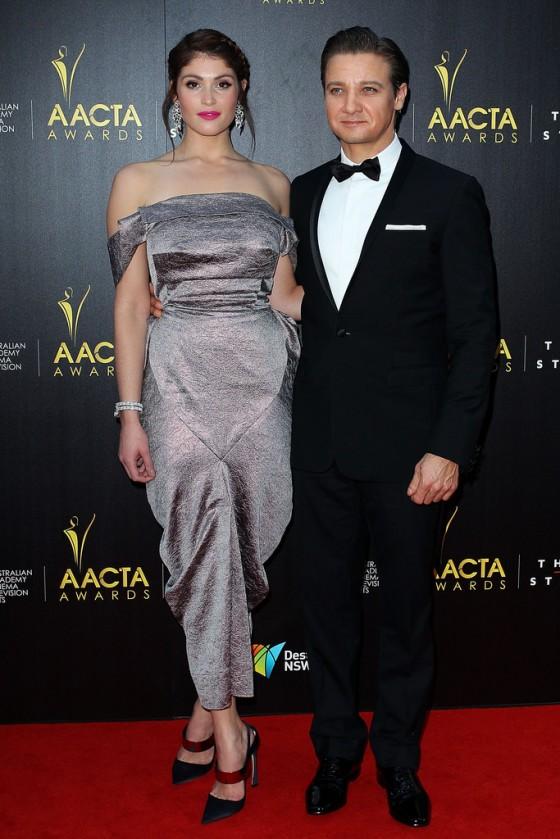 Gemma Arterton - AACTA 2013 Awards