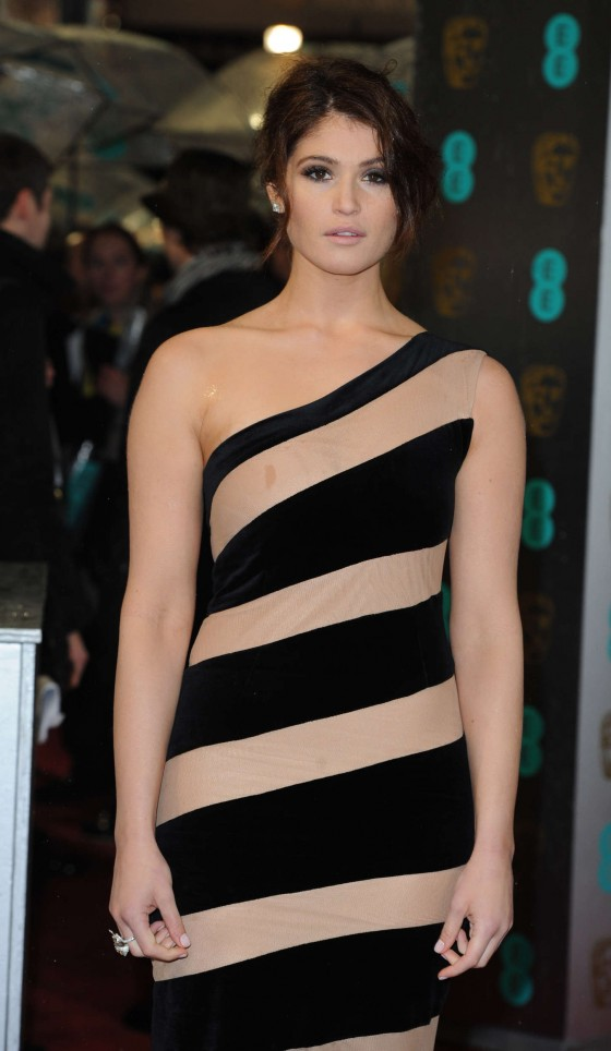 Gemma Arterton - 66th BAFTA Awards in London -01