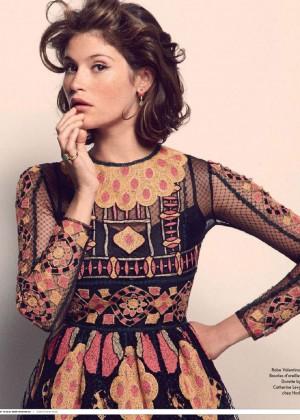 Gemma Arterton - ELLE France Magazine (August 2014)