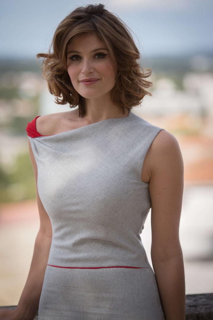 "Gemma Arterton - ""Gemma Bovary"" Photocall in Angouleme"