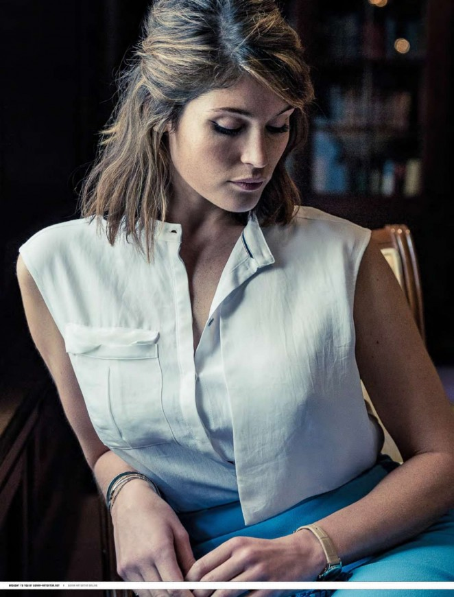 Gemma Arterton - Le Magazine Cineplex (November 2014)
