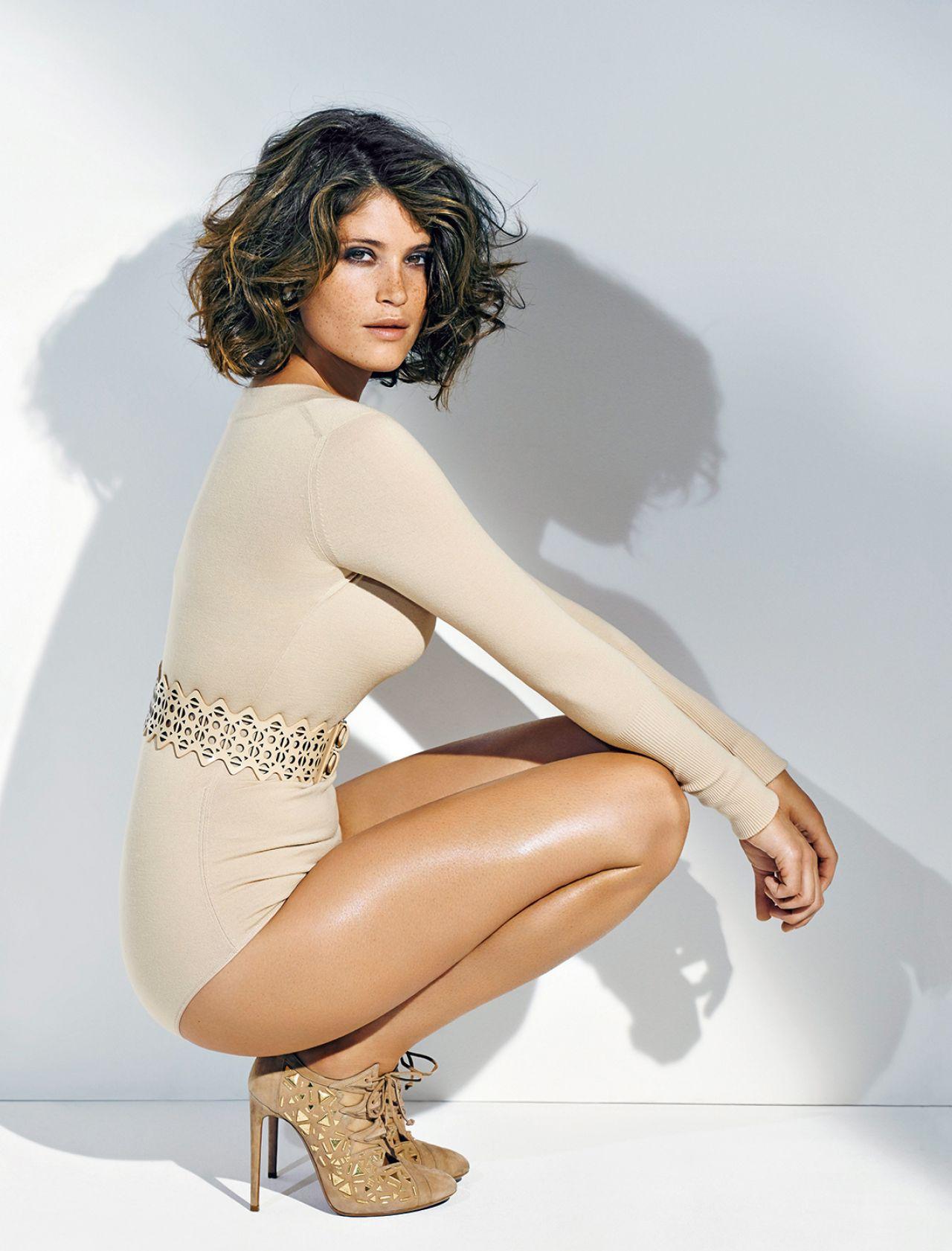 Gemma Arterton Madame Figaro Photoshoot 2014
