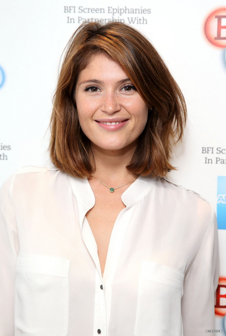 "Gemma Arterton - ""Made in Dagenham"" screening in London"