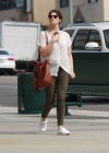 Gemma Arterton out in Hollywood -20