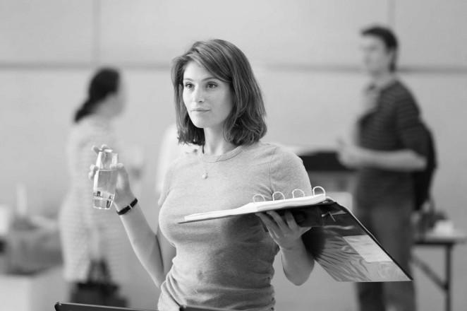 Gemma Arterton: Made In Dagenham Rehearsals -01
