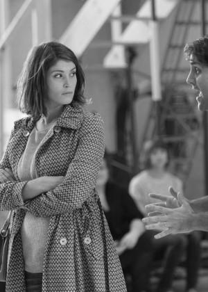 Gemma Arterton: Made In Dagenham Rehearsals -04