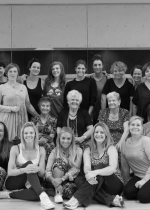 Gemma Arterton: Made In Dagenham Rehearsals -07