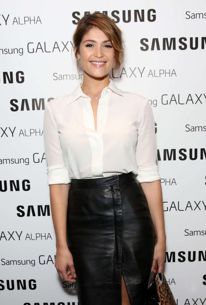 Gemma Arterton - Samsung Galaxy Alpha Launch Party in London