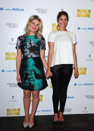 Gemma Arterton - Walking on Sunshine premiere in London-02