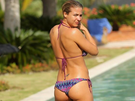 bikini Gemma atkinson