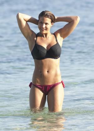 Gemma Atkinson in bikini -10