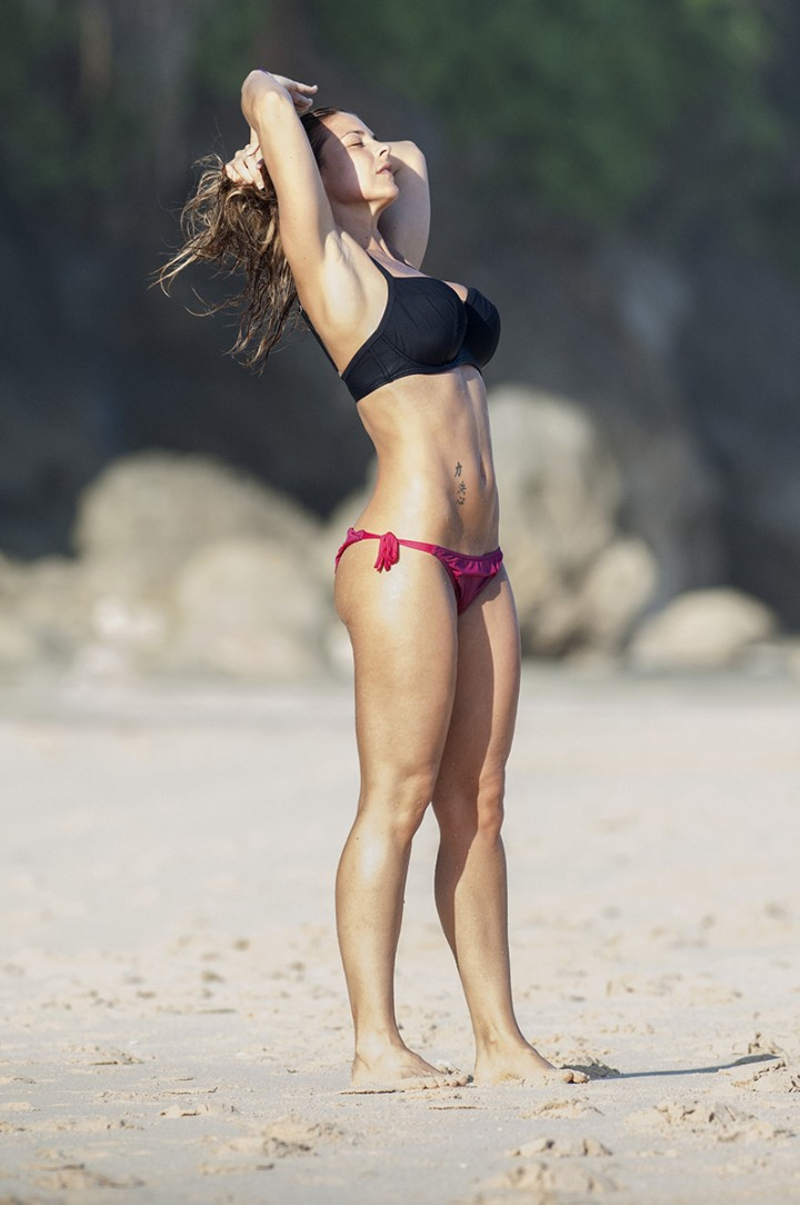 Gemma Atkinson in bikini -12