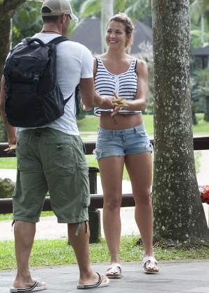 Gemma Atkinson in bikini -17