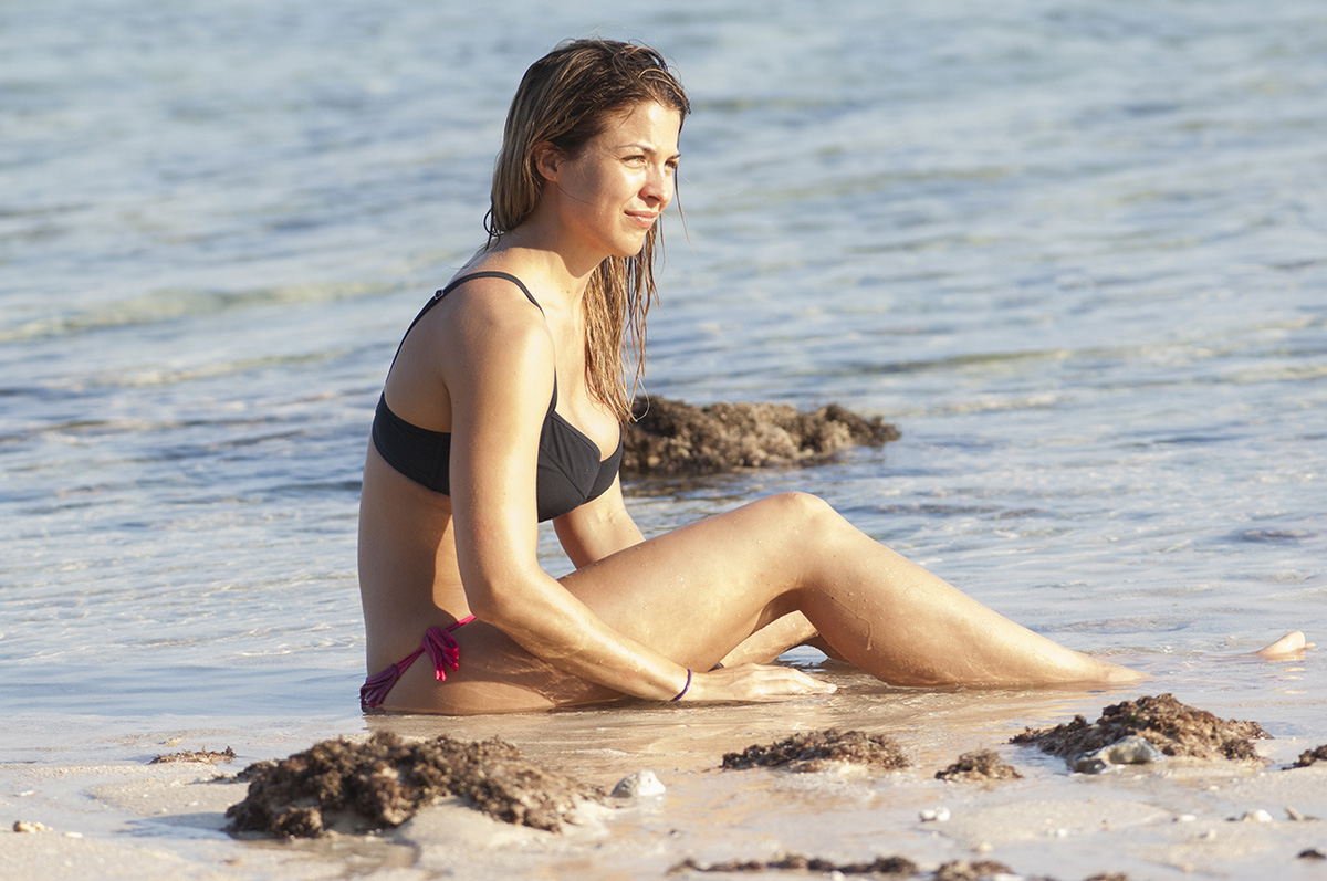 Gemma Atkinson 2014 : Gemma Atkinson in bikini -20
