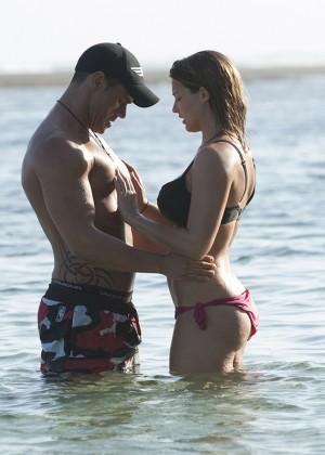 Gemma Atkinson in bikini -26