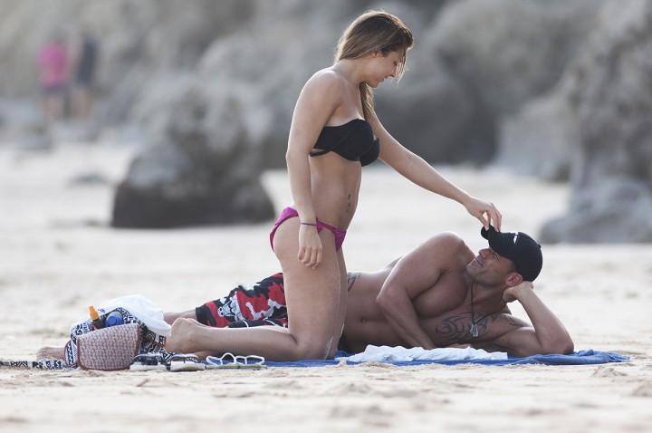 Gemma Atkinson 2014 : Gemma Atkinson in bikini -28