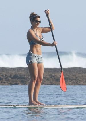 Gemma Atkinson Bikini Photos: 2014 Bali -04