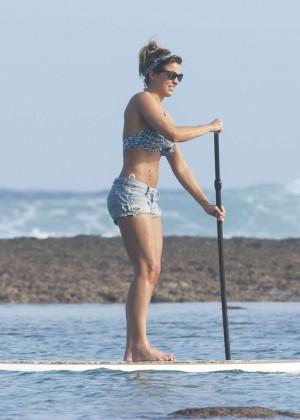 Gemma Atkinson Bikini Photos: 2014 Bali -08