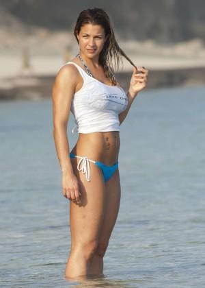 Gemma Atkinson Bikini Photos: 2014 Bali -09