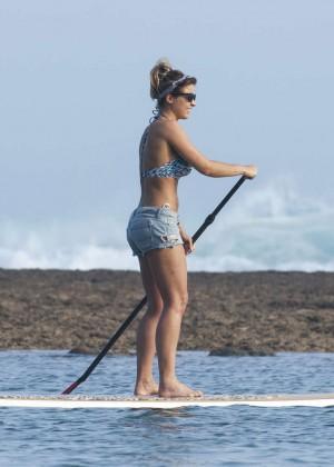 Gemma Atkinson Bikini Photos: 2014 Bali -13