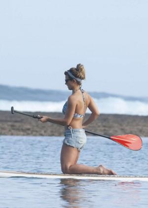 Gemma Atkinson Bikini Photos: 2014 Bali -17