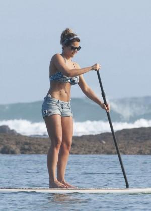 Gemma Atkinson Bikini Photos: 2014 Bali -21