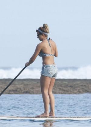 Gemma Atkinson Bikini Photos: 2014 Bali -24