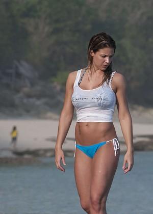 Gemma Atkinson Bikini Photos: 2014 Bali -27