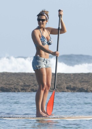 Gemma Atkinson Bikini Photos: 2014 Bali -31