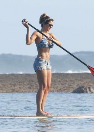 Gemma Atkinson Bikini Photos: 2014 Bali -38