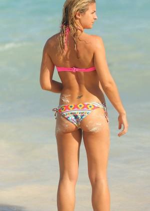 Gemma Atkinson Bikini Photos: 2014 in Dominican Republic -06