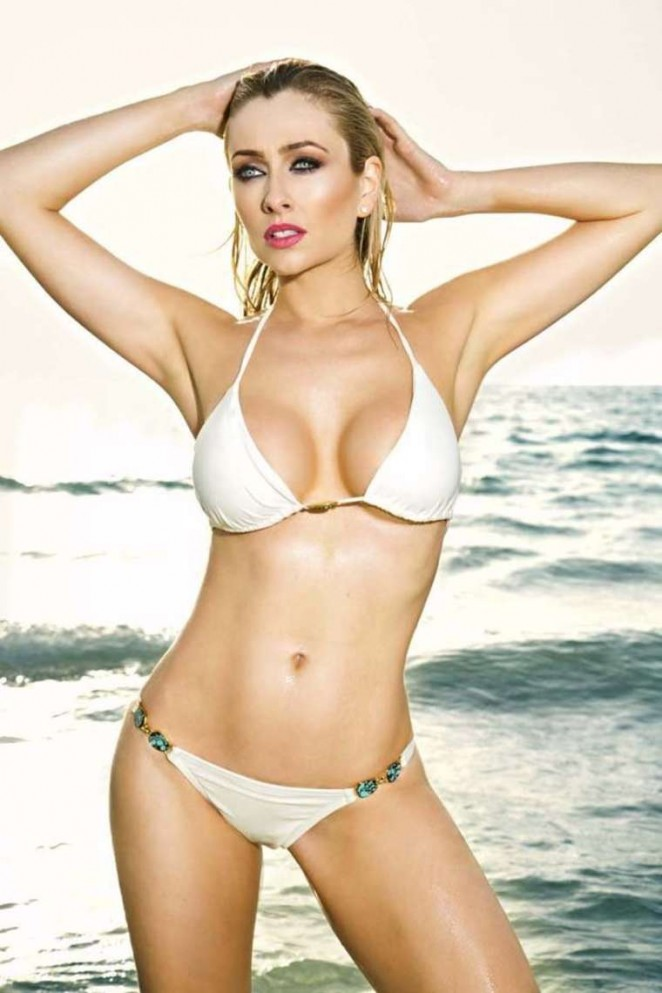 Gemma Merna - 2015 Calendar Preview